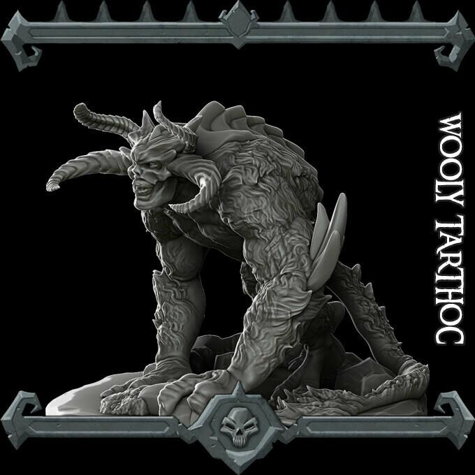 Wooly Tarthoc