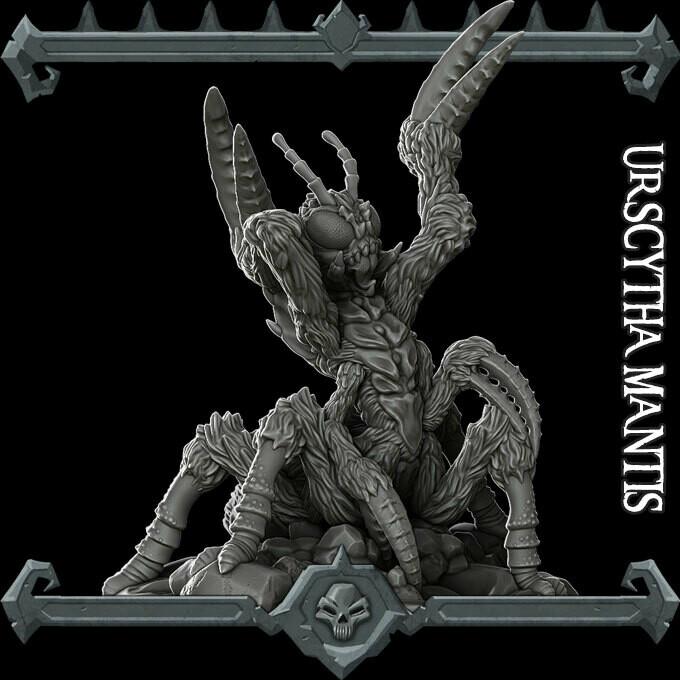 Urscytha Mantis