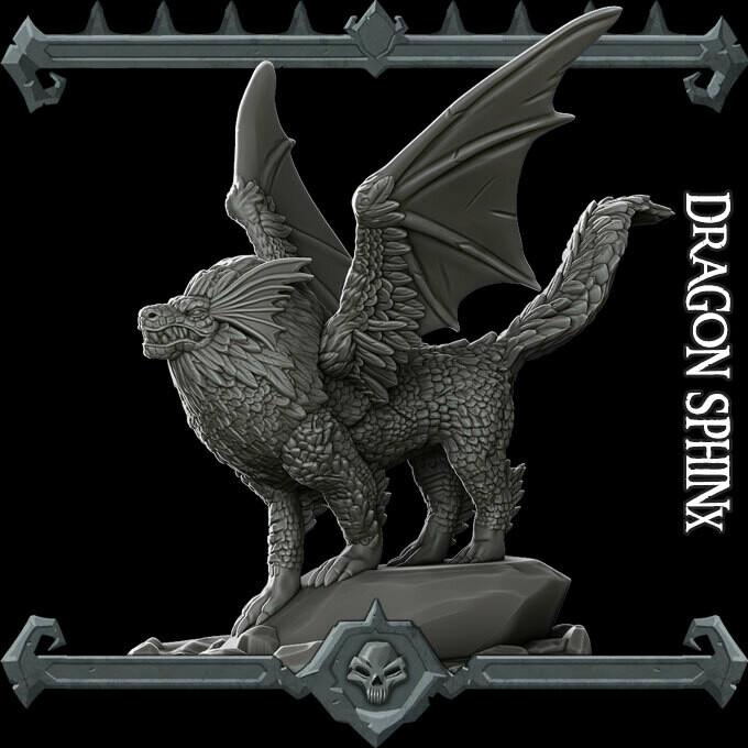 Dragon Sphinx