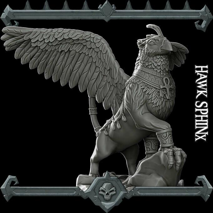 Hawk Sphinx