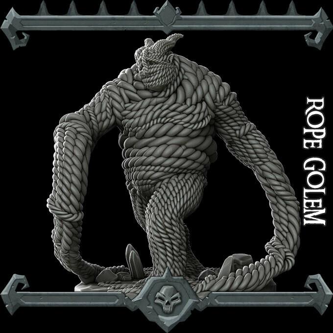 Rope Golem
