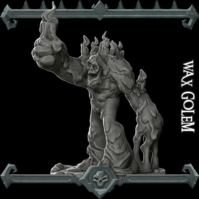 Wax Golem