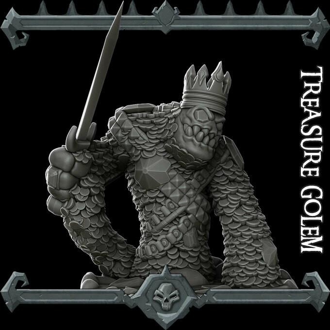 Treasure Golem