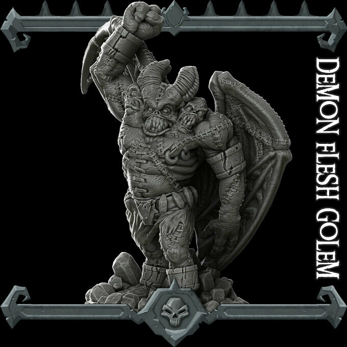 Demon Flesh Golem