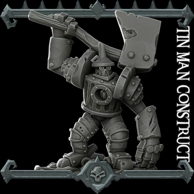 Tin Man Construct