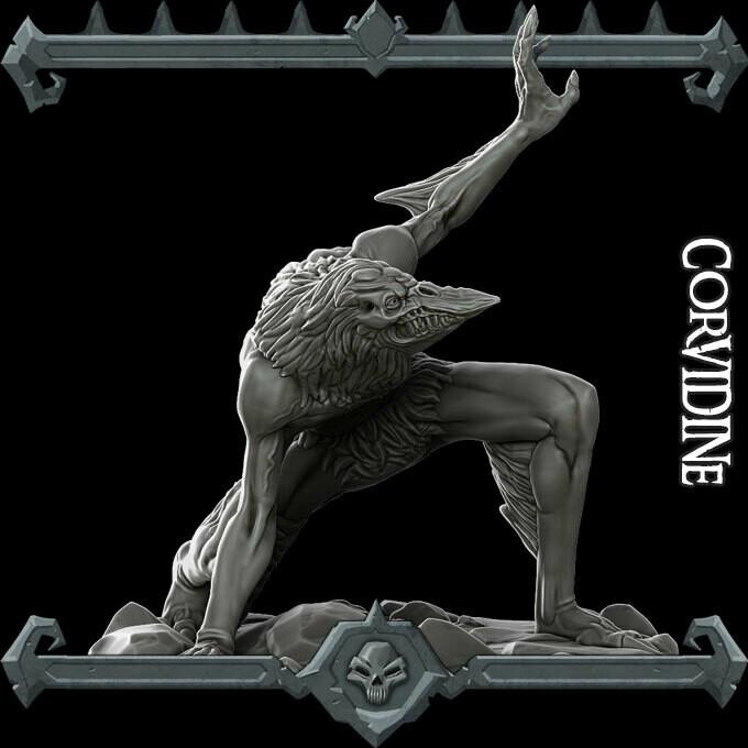Corvidine