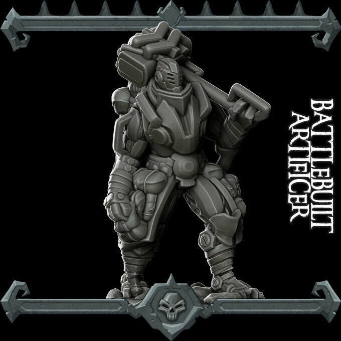 Battle Built Artificer