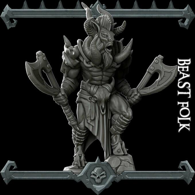 Beast Folk