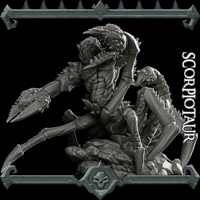 Scorpiotaur