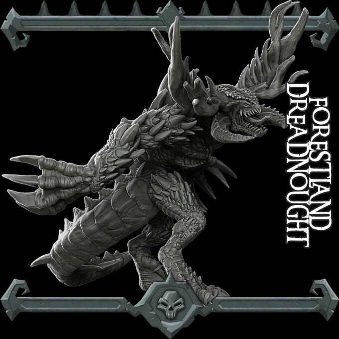 Forestland Dreadnought
