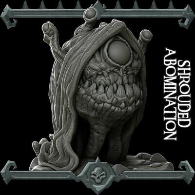 Shrouded Abomination