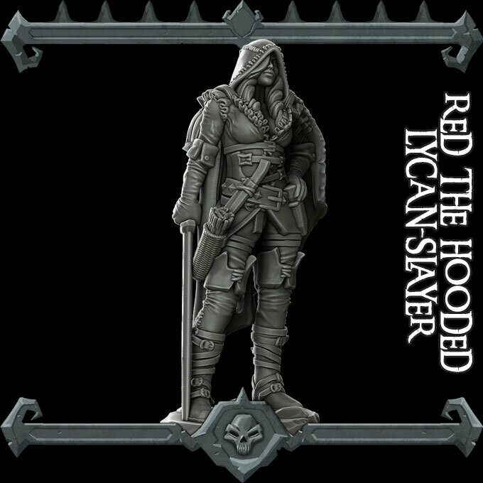 Red the Hooded Lycanslayer