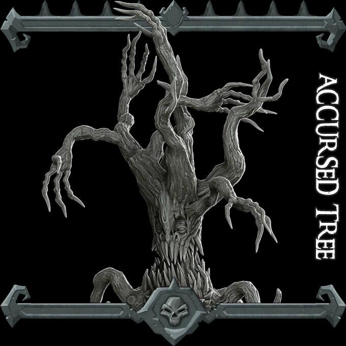 The Accursed Tree