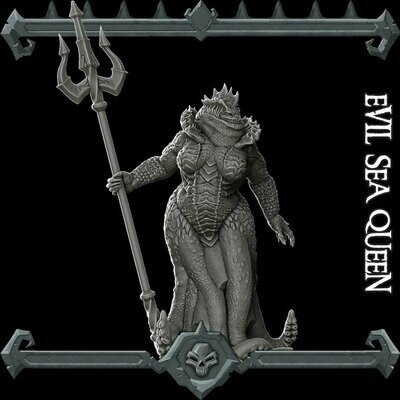 Evil Sea Queen