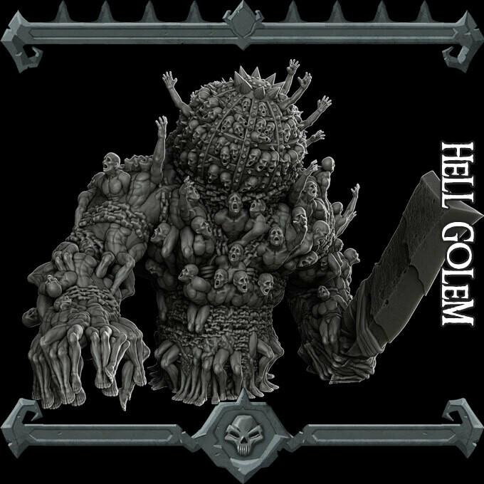 Hell Golem
