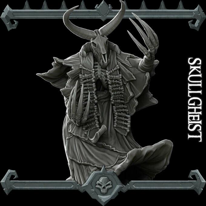 Skull Gheist