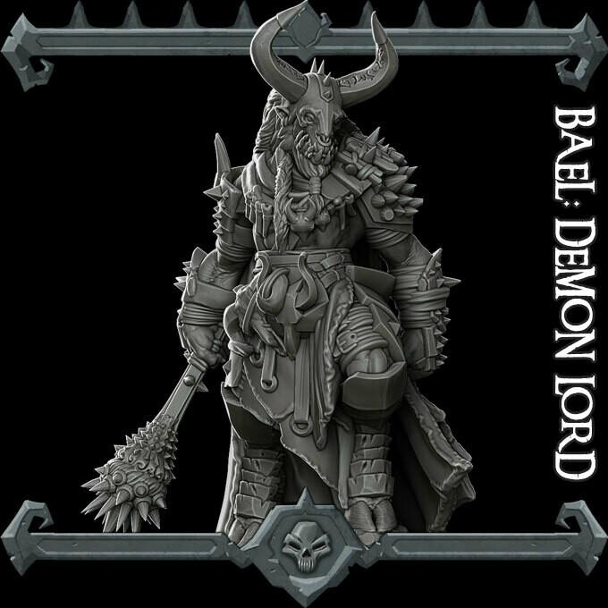 Bael Demon Lord