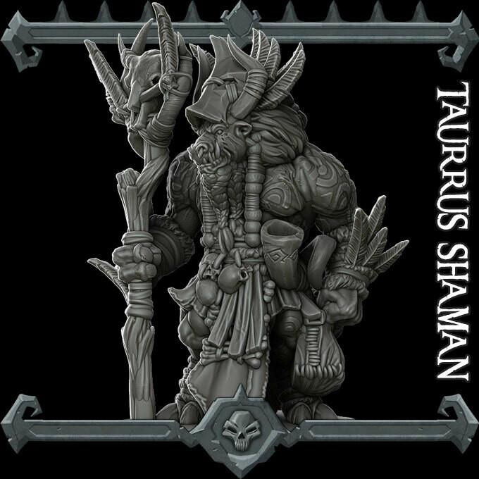 Taurrus Shaman