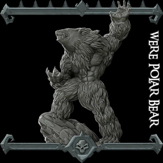 Were Polar Bear