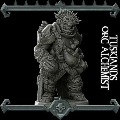 Tusklands Orc Alchemist