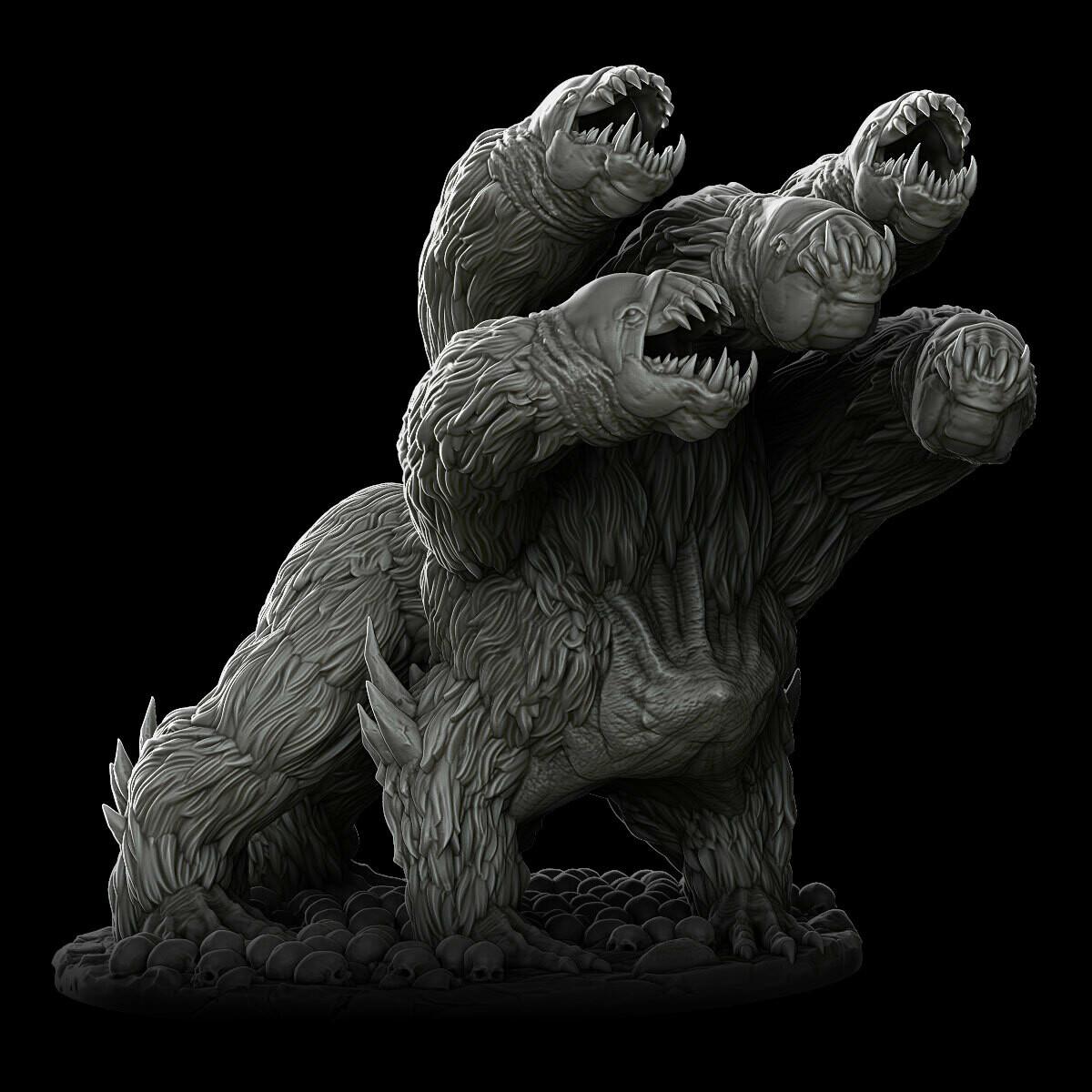 Wooly Hydra