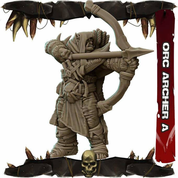 Orc Archer A