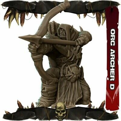 Orc Archer D