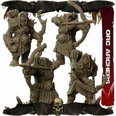 Orc Archer Pack