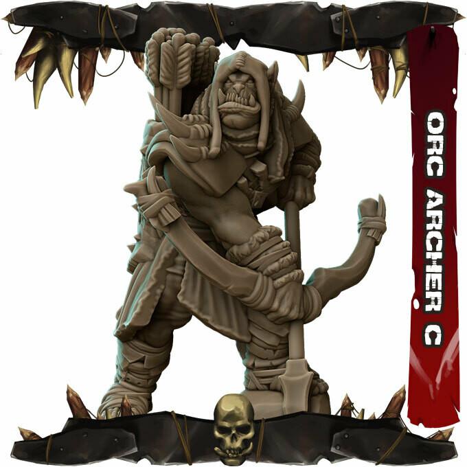 Orc Archer C