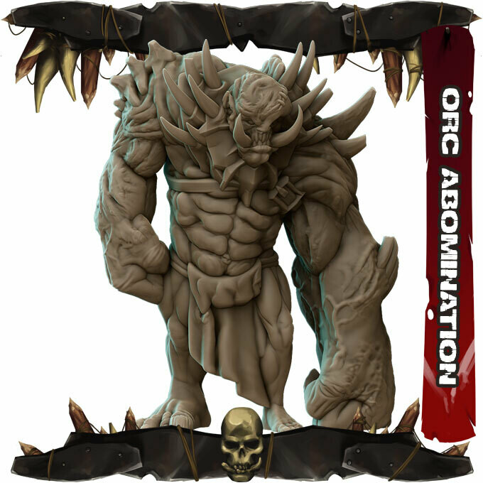 Orc Abomination