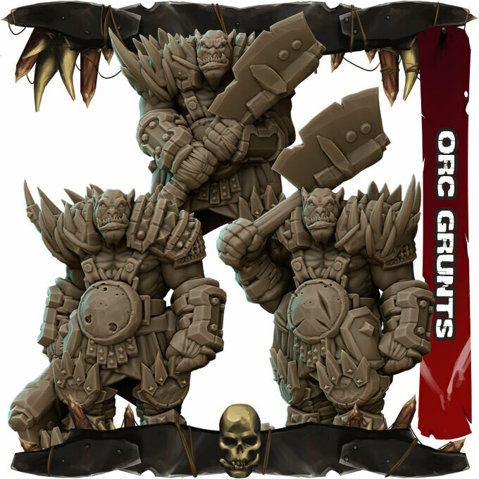 Orc Grunts Pack