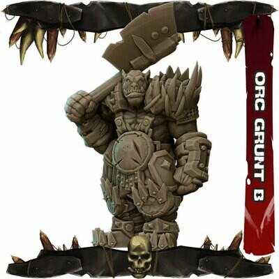 Orc Grunt B