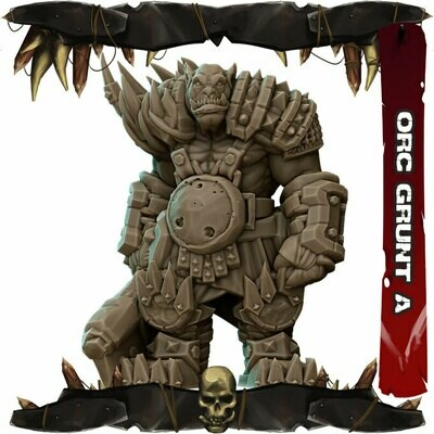 Orc Grunt A