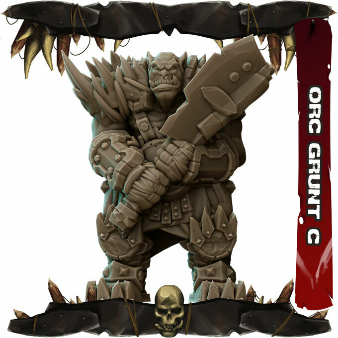 Orc Grunt C