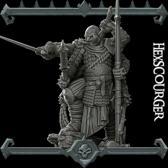 Hexscourager