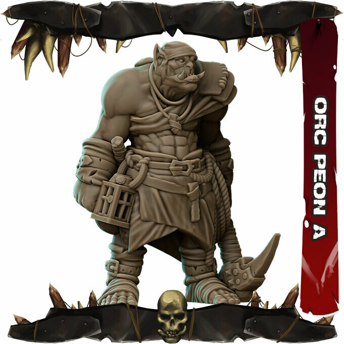 Orc Peon A