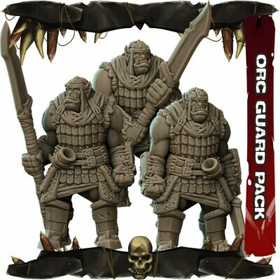 Orc Guard Pack