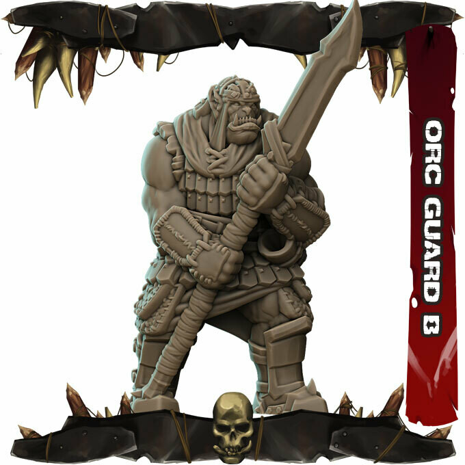 Orc Guard B