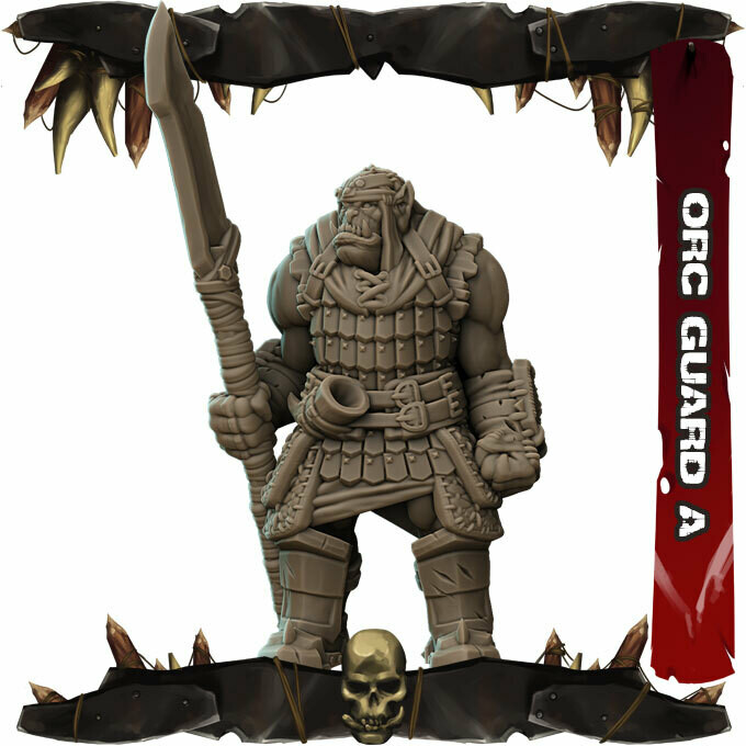 Orc Guard A