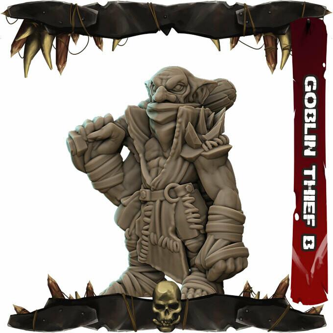 Goblin Thief B