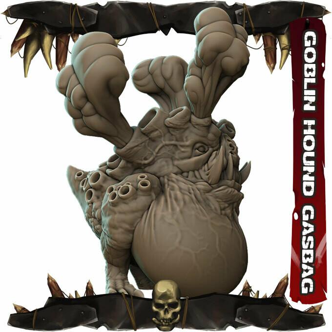 Goblin Hound Gasbag