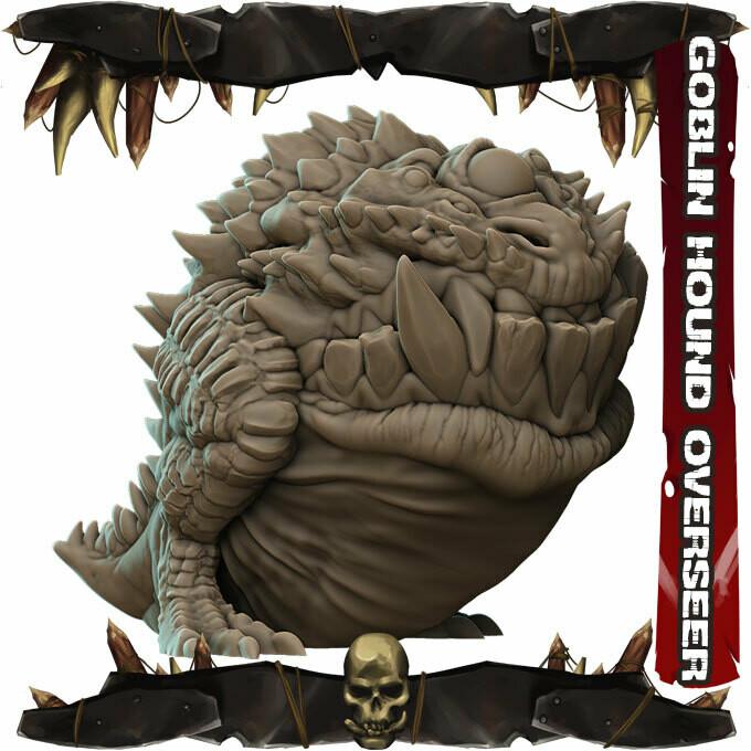 Goblin Hound Overseer