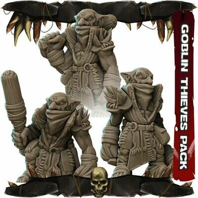 Goblin Thieves Pack