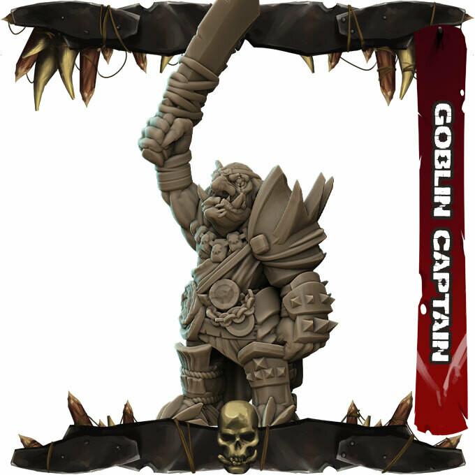 Goblin Captain