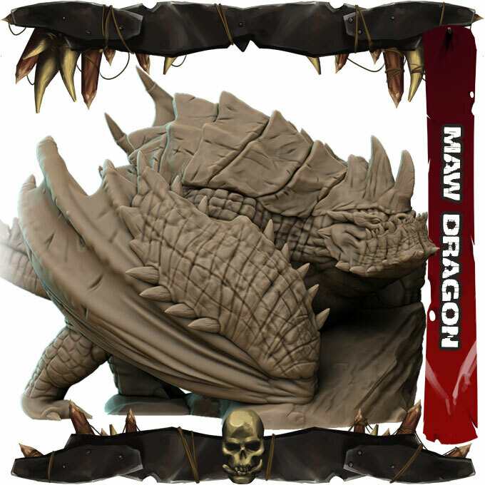 Maw Dragon