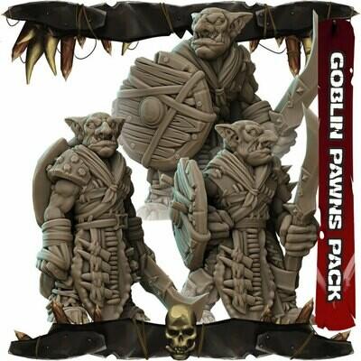 Goblin Pawns Pack
