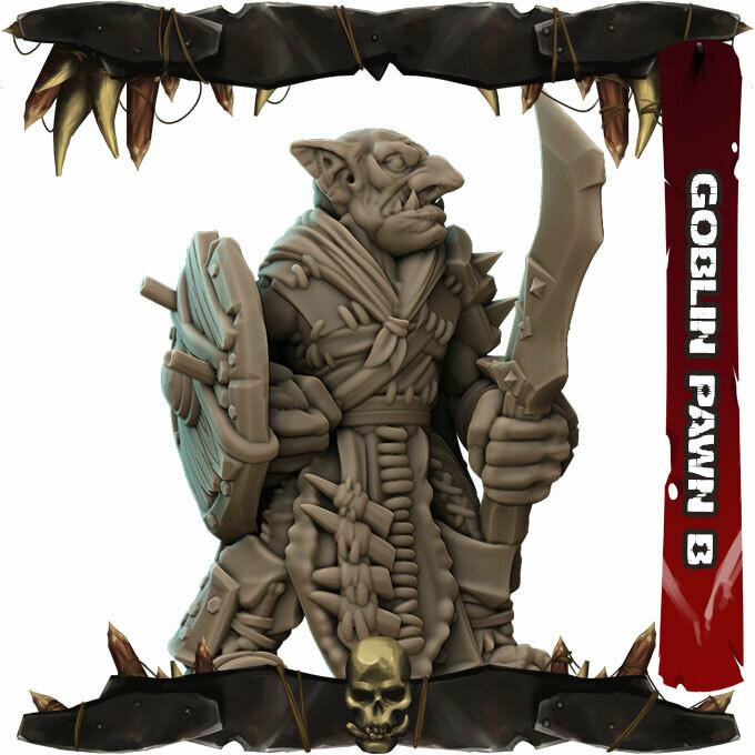 Goblin Pawn B