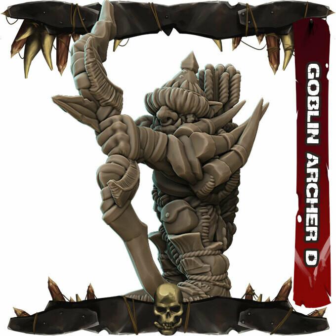 Goblin Archer D