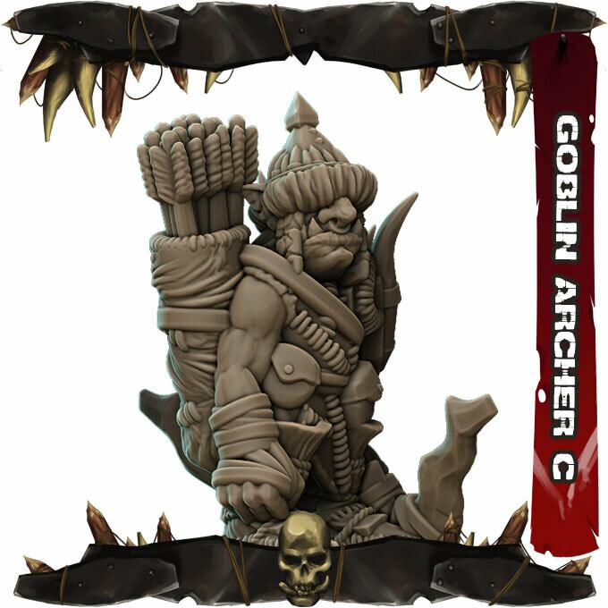 Goblin Archer C