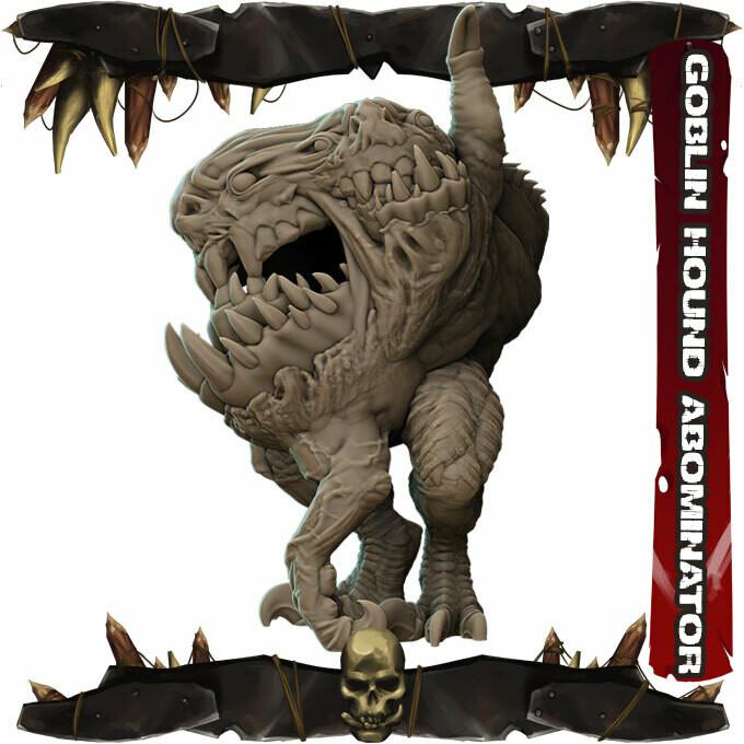 Goblin Hound Abominator